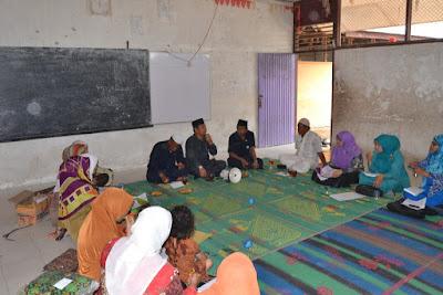 Kakankemenag Tanjungbalai Hadiri Pertemuan Kelompok Kerja Kepala RA