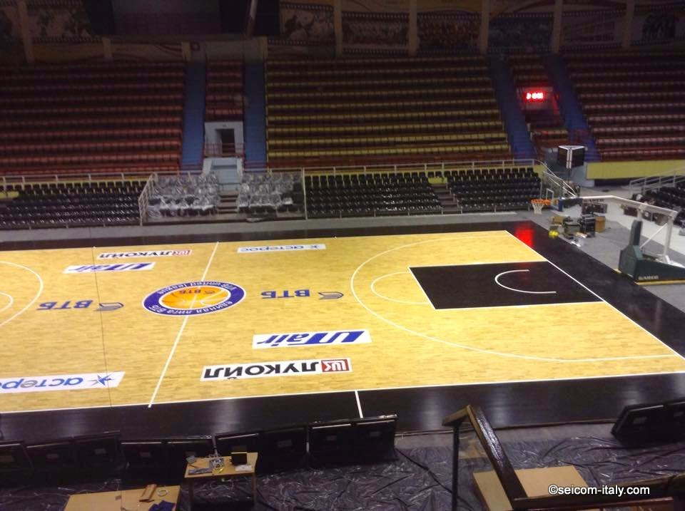 PORTABLE FLOOR FIBA