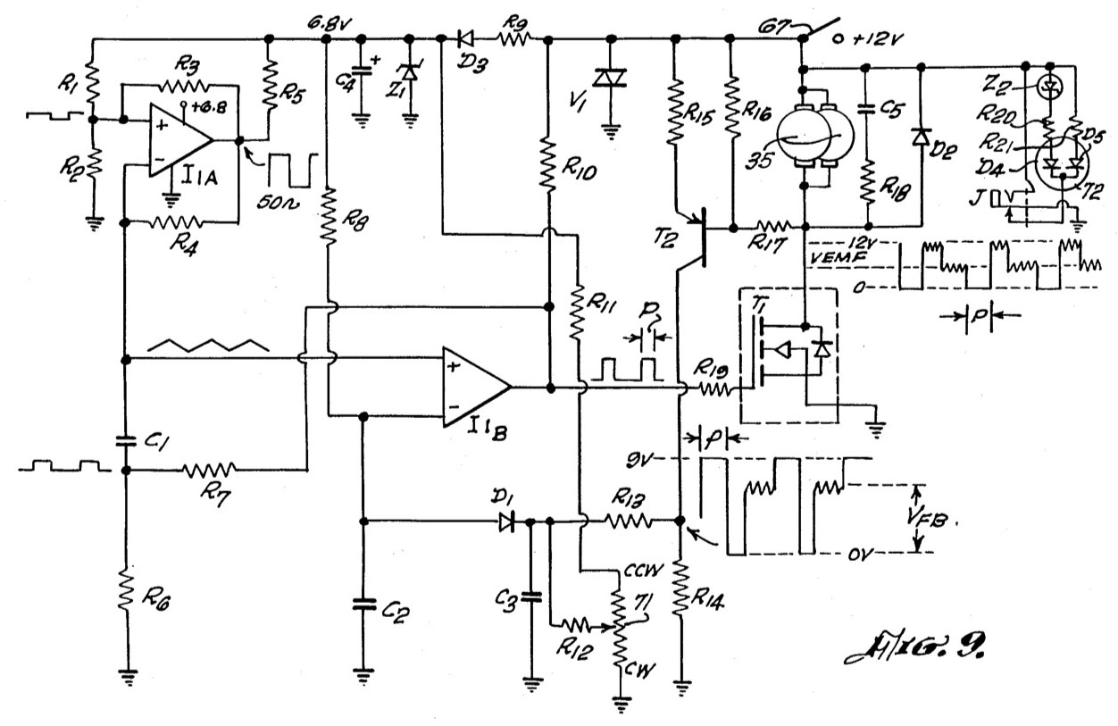Hacking The Tennis Tutor Ball Machine Circuit As Well Battery Monitor Diagram Furthermore Electric Here Is A Transcription Of Electrical Schematic And Motor Control Electronics Description Operation