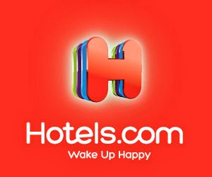 Logoen til Hotels.com.