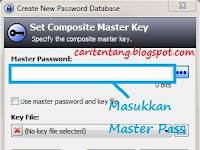 Cara Menyimpan Password Terbaik - KeePass Password Safe