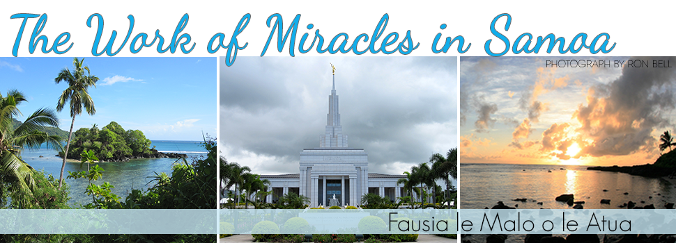 The Work of Miracles in Samoa