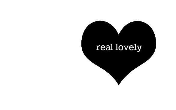 real lovely
