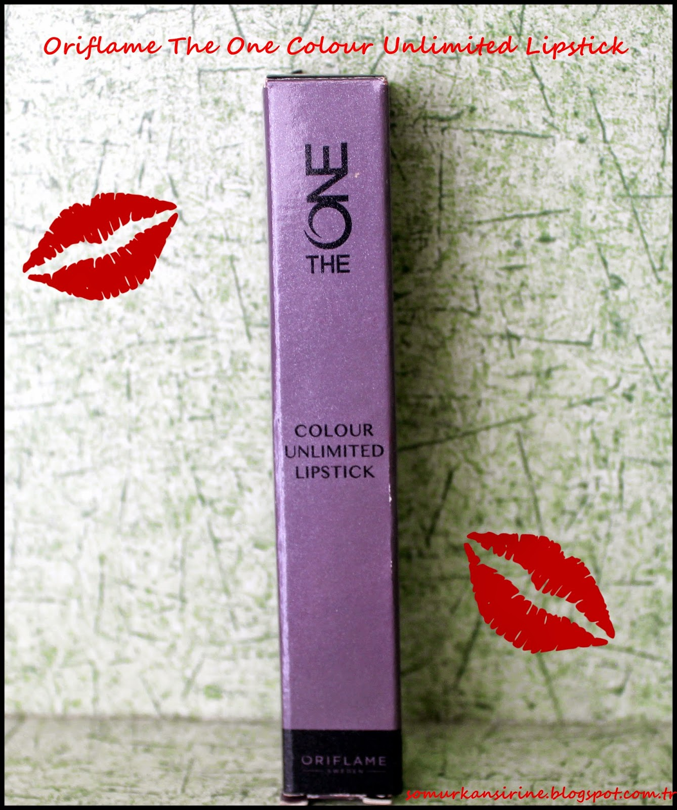 Oriflame The One Colour Unlimited Lipstick