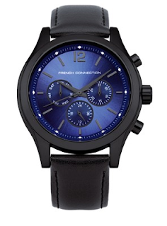French Connection masculine watch for women