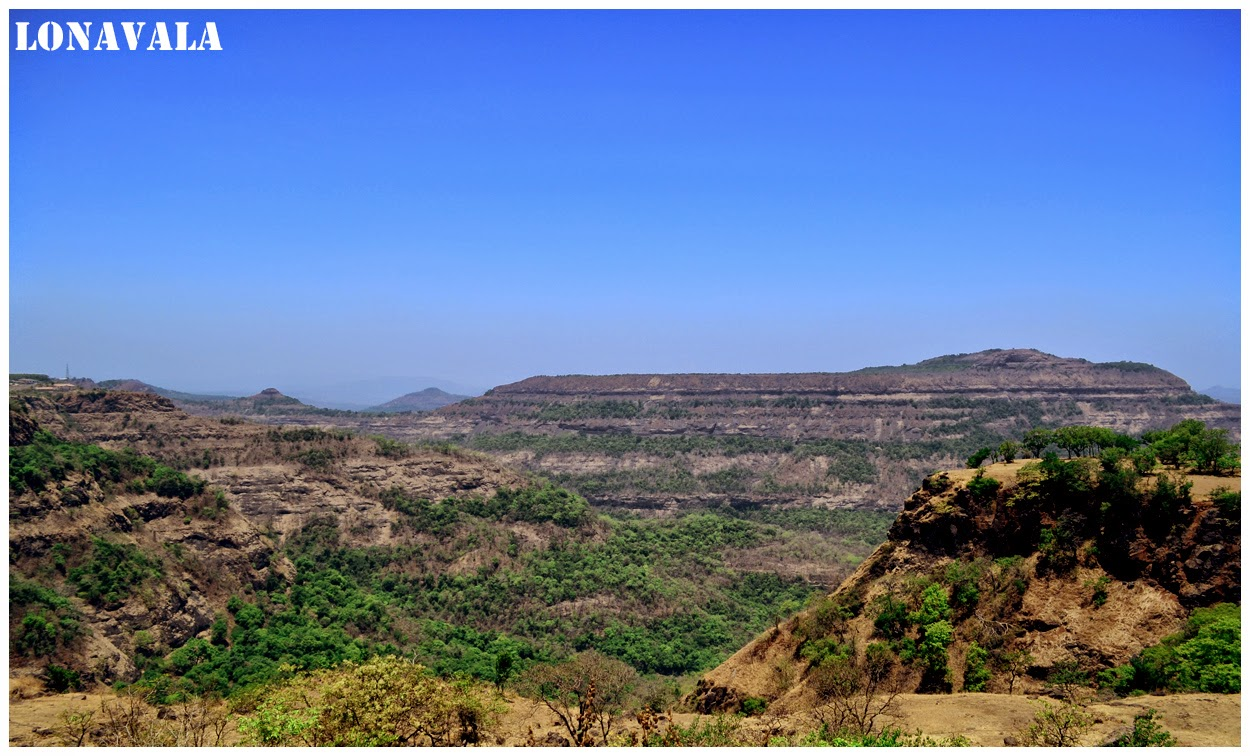 Sahyadri-valley-in-summer-Rajmachi