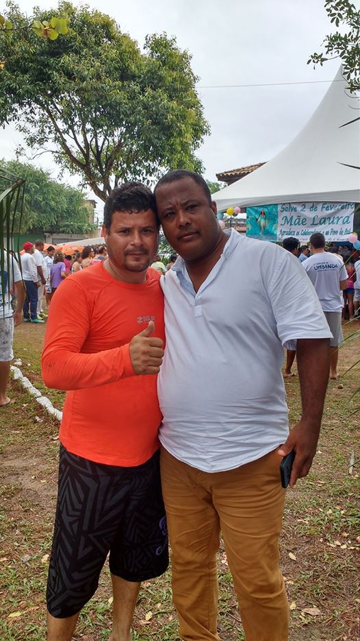 Vereador Paulo Meio Quilo Representante do povo na casa do povo na cidade de Ilhéus-Ba