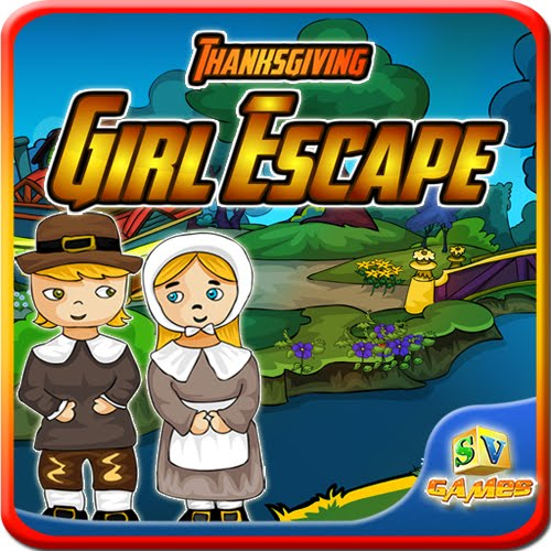 SiviGames - Thanksgiving Girl Escape
