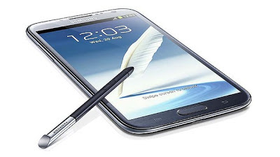 Samsung's Galaxy Note II