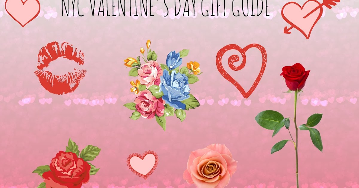 NYC, Style and a little Cannoli: NYC Valentine\'s Day Gift Guide 2014