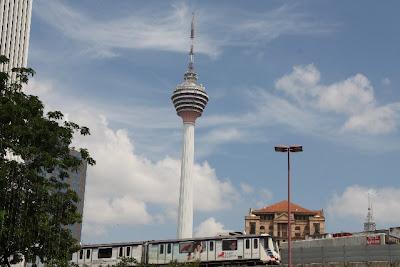 Torre Kuala Lumpur en Malasia - que visitar