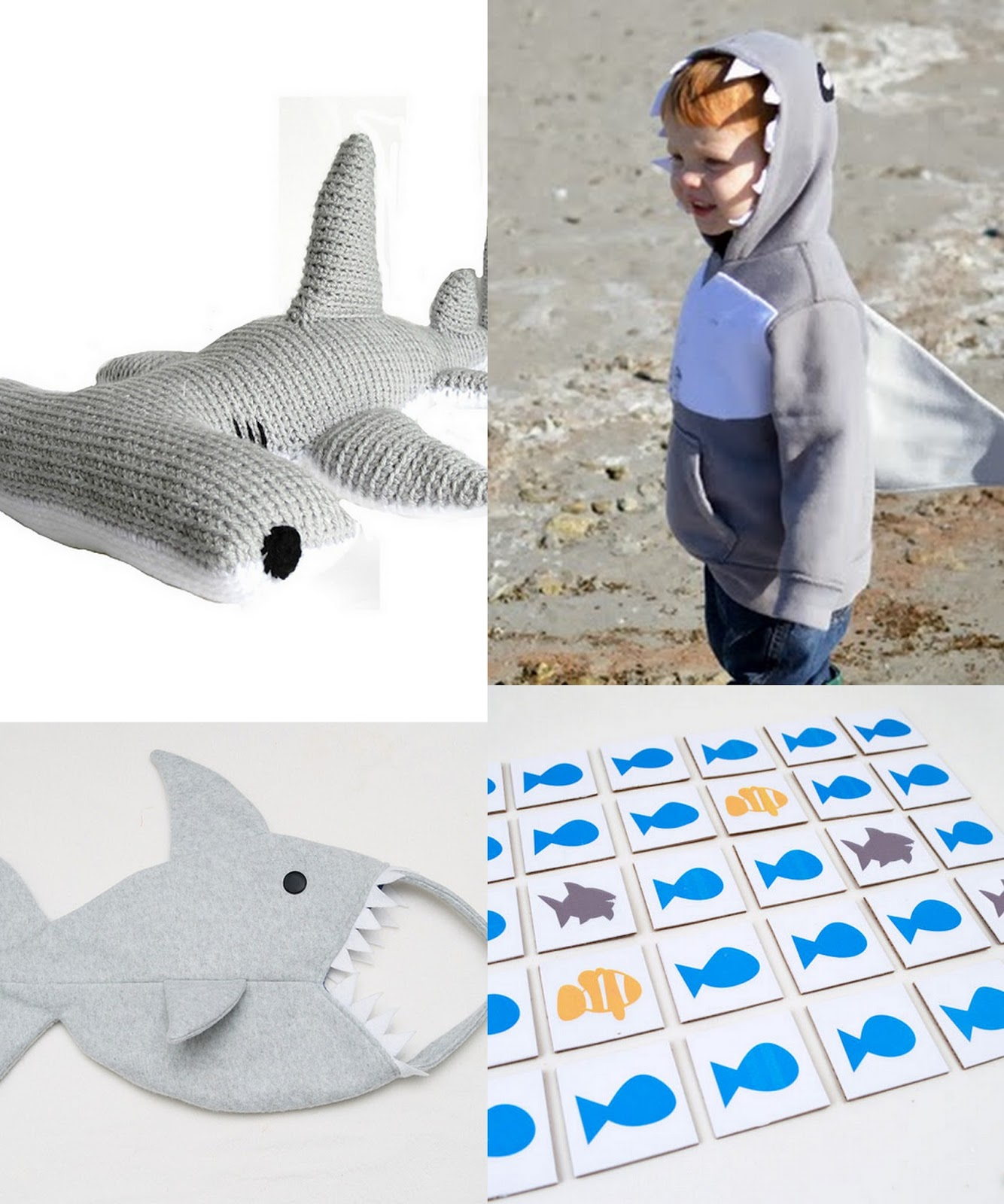Shark Week: Shark DIY Crafts