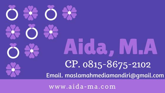 Mengundang Aida,M.A