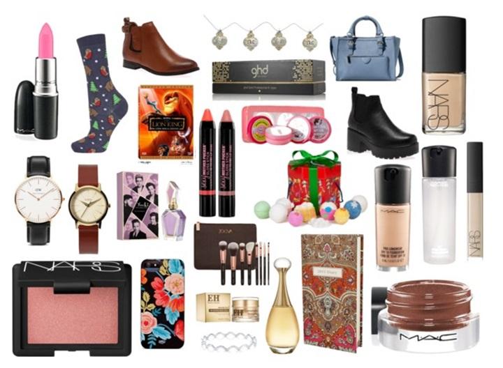 Blogmas Day 24, Dear Santa Christmas Wishlist, JennysEverydayLife