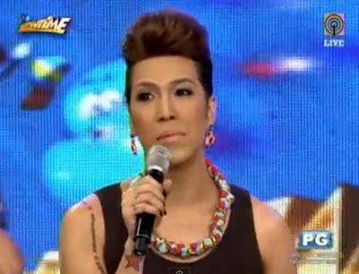 Vice Ganda says sorry to Jessica Soho in public after the latter refused to talk to him personally