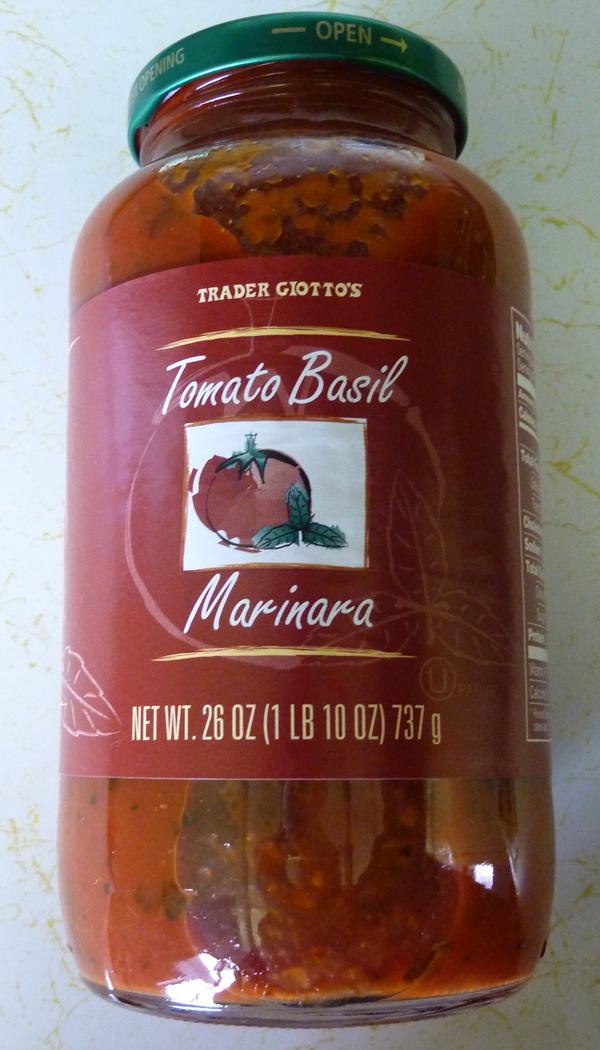 What 39 s good at trader joe 39 s trader giotto 39 s 100 whole for Trader joe s fish sauce