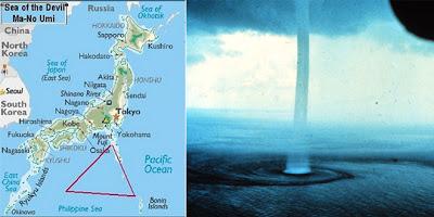 lautan iblis salah satu dari 7 perairan misterius di dunia