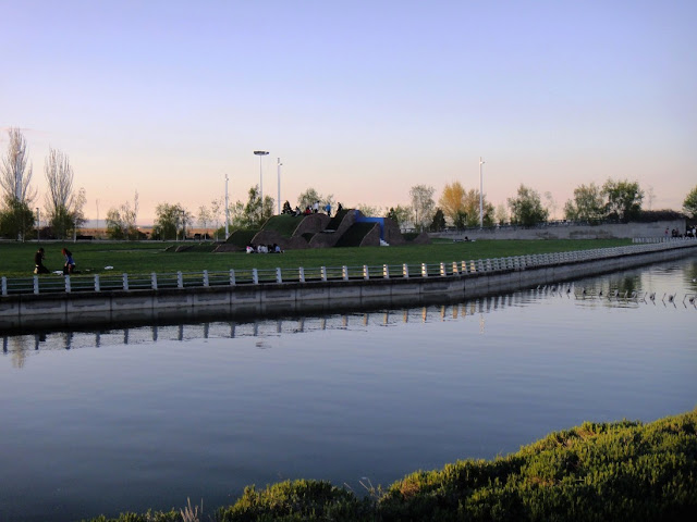 Madrid Parc Juan Carlos
