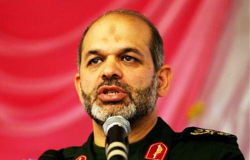 Menteri Pertahanan Iran Brigadir Jenderal Ahmad Vahidi