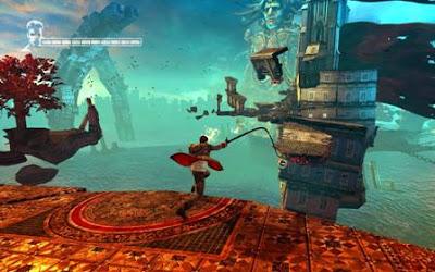 Screenshoot 1 - DmC: Devil May Cry 2013 | www.wizyuloverz.com