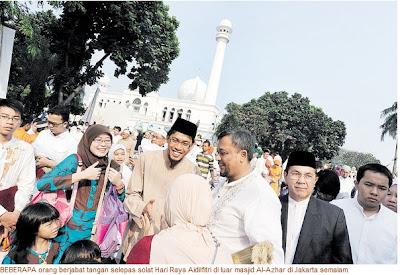 Kecoh Tarikh Hari Raya Aidilfitri Di Indonesia