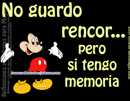 rencor, mickey mouse