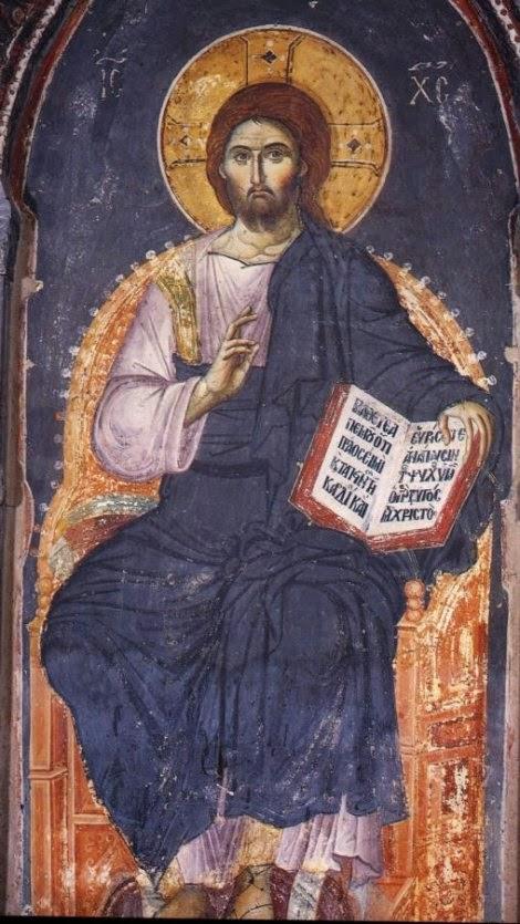 Ο  ΚΥΡΙΟΣ  ΕΝΘΡΟΝΟΣ