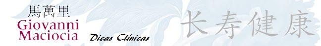 Maciocia - Dicas clínicas