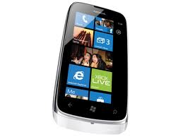 Nokia Lumia 800 white Contract