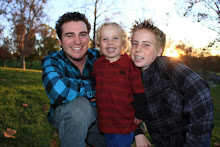 The Colbert Boys ~ Brandon, Travis, & Trevor