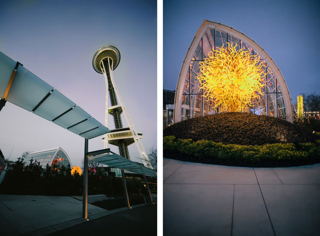 chihuly garden and glass seattle event space