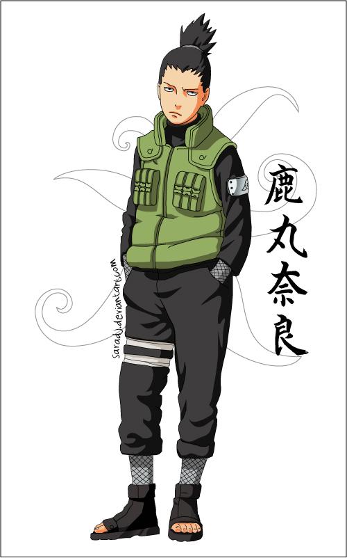My Blog My Inspiration Karakter Di Film Naruto