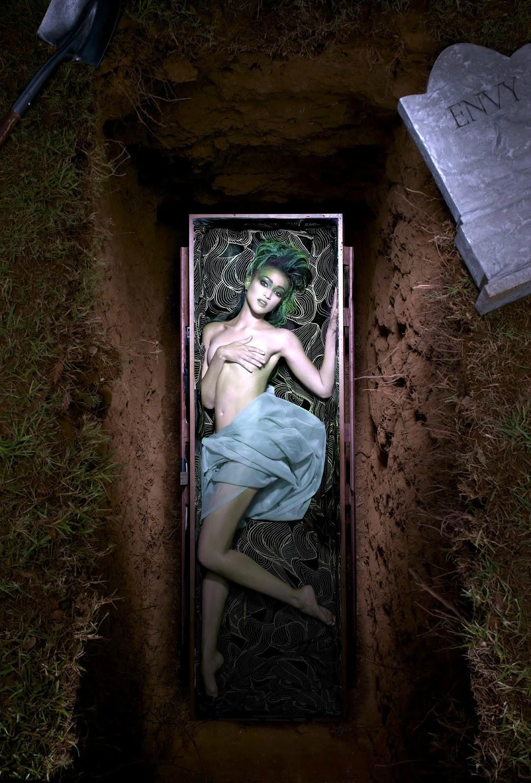 Next Top Model Blog: ANTM C4: Seven Deadly Sins