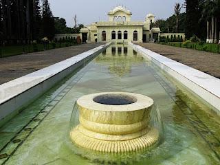 Sheesh Mahal, Pinzore Garden, Panchkula