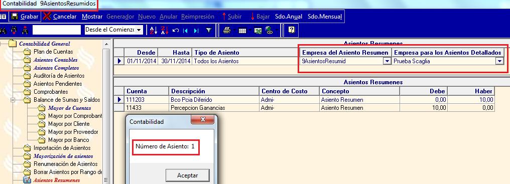 applysys Contabilidad