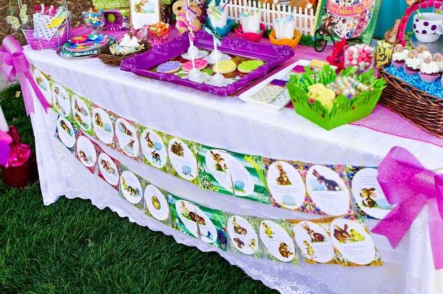 Festa inspirada na Páscoa