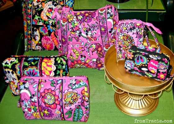 Bags from The Disney Collection by Vera Bradley