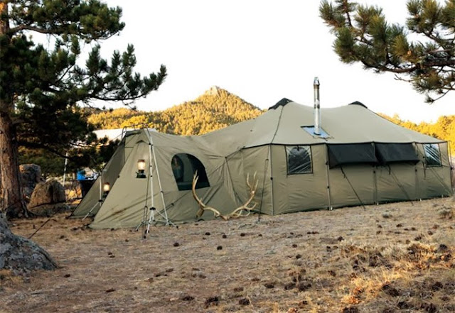 Awesome Tents and Coolest Tent Designs (15) 10
