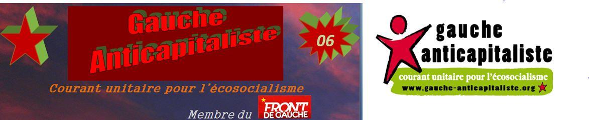 Gauche Anticapitaliste 06