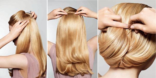 Peinados Con Extensiones De Clip Paso A Paso - Peinados con extensiones cambia de look con un quita y pon