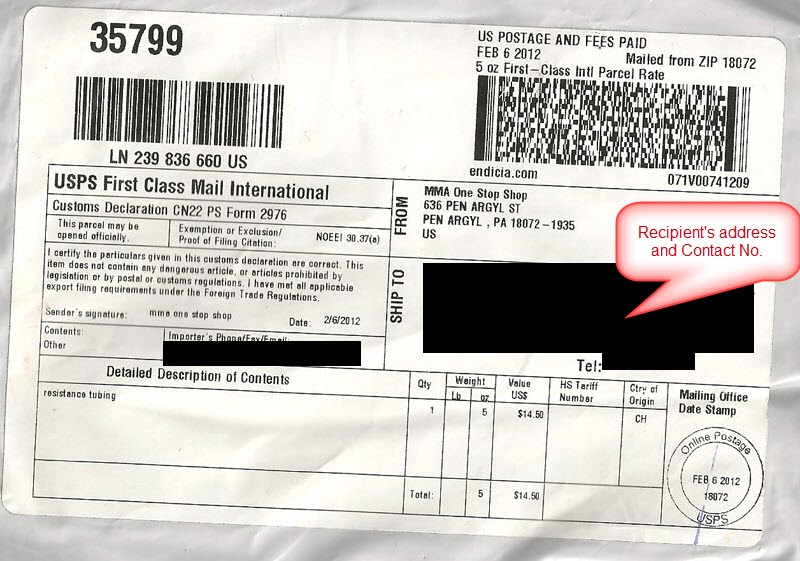 Usps first class mail international to kuching sarawak post office tracking package - Post office track trace ...