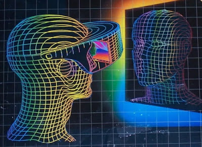 romantic virtual reality vision