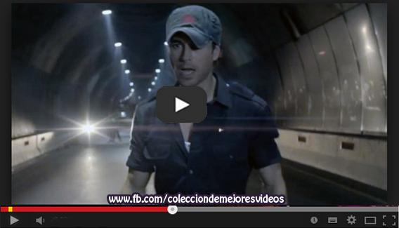 Vídeo Musical, Enrique Iglesias, Bailando (Español)