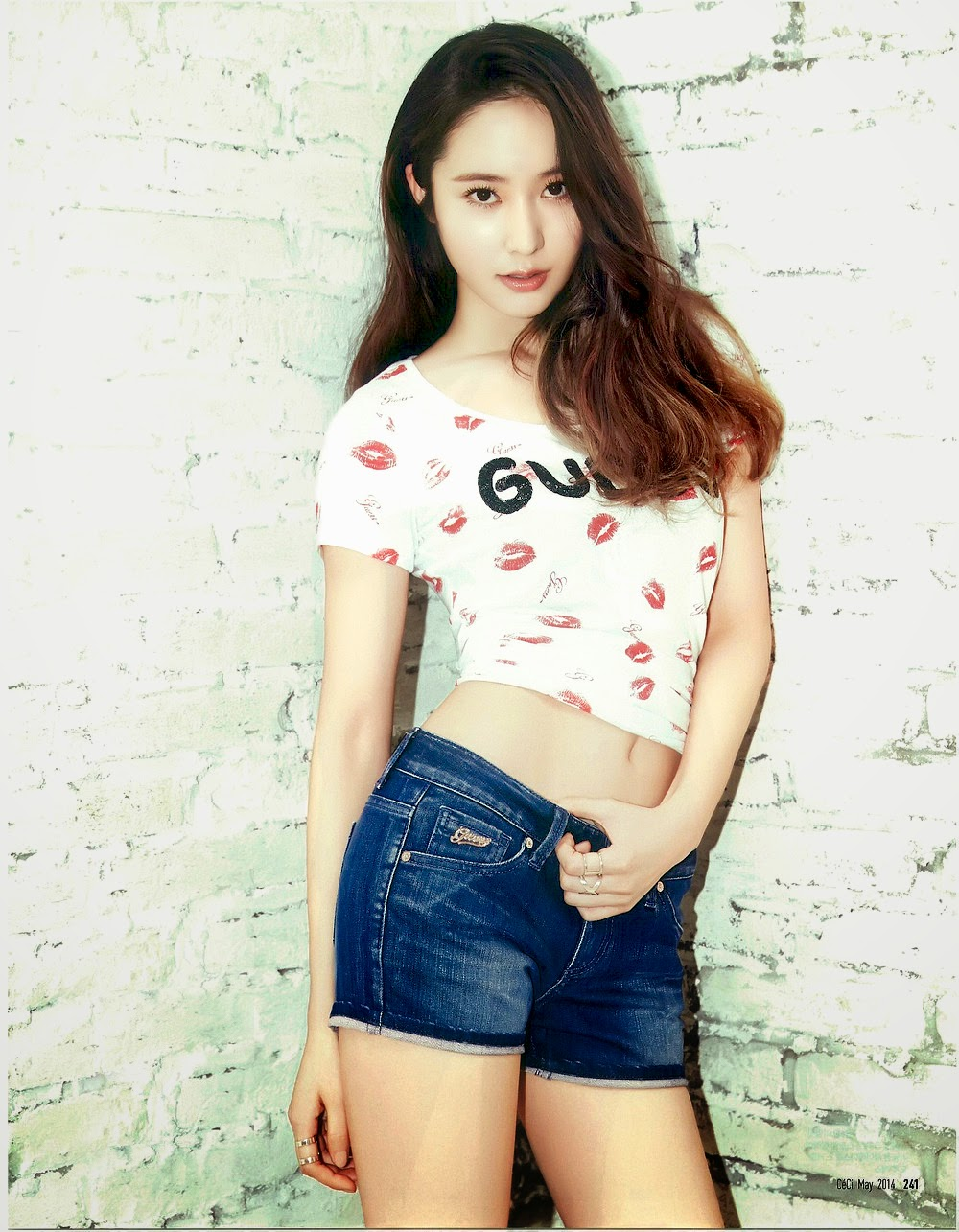 Krystal - Ceci Magazine May Issue 2014