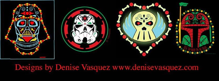 Popular Designs by Denise Vasquez