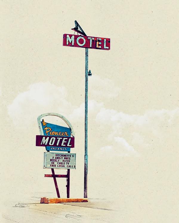 ©Tim Jarosz - Silent American Landscapes - Fotografía
