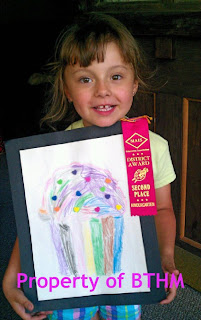 kiddos art award