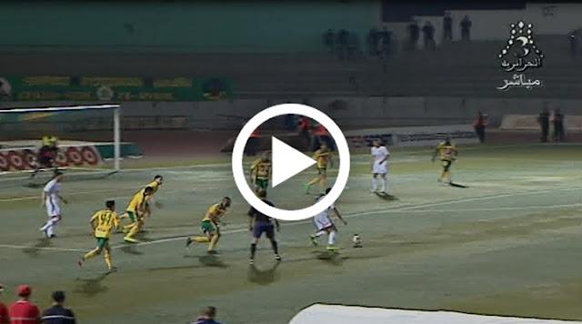 VIDÉO. Résumé du match JSK 0 - 1 USMA