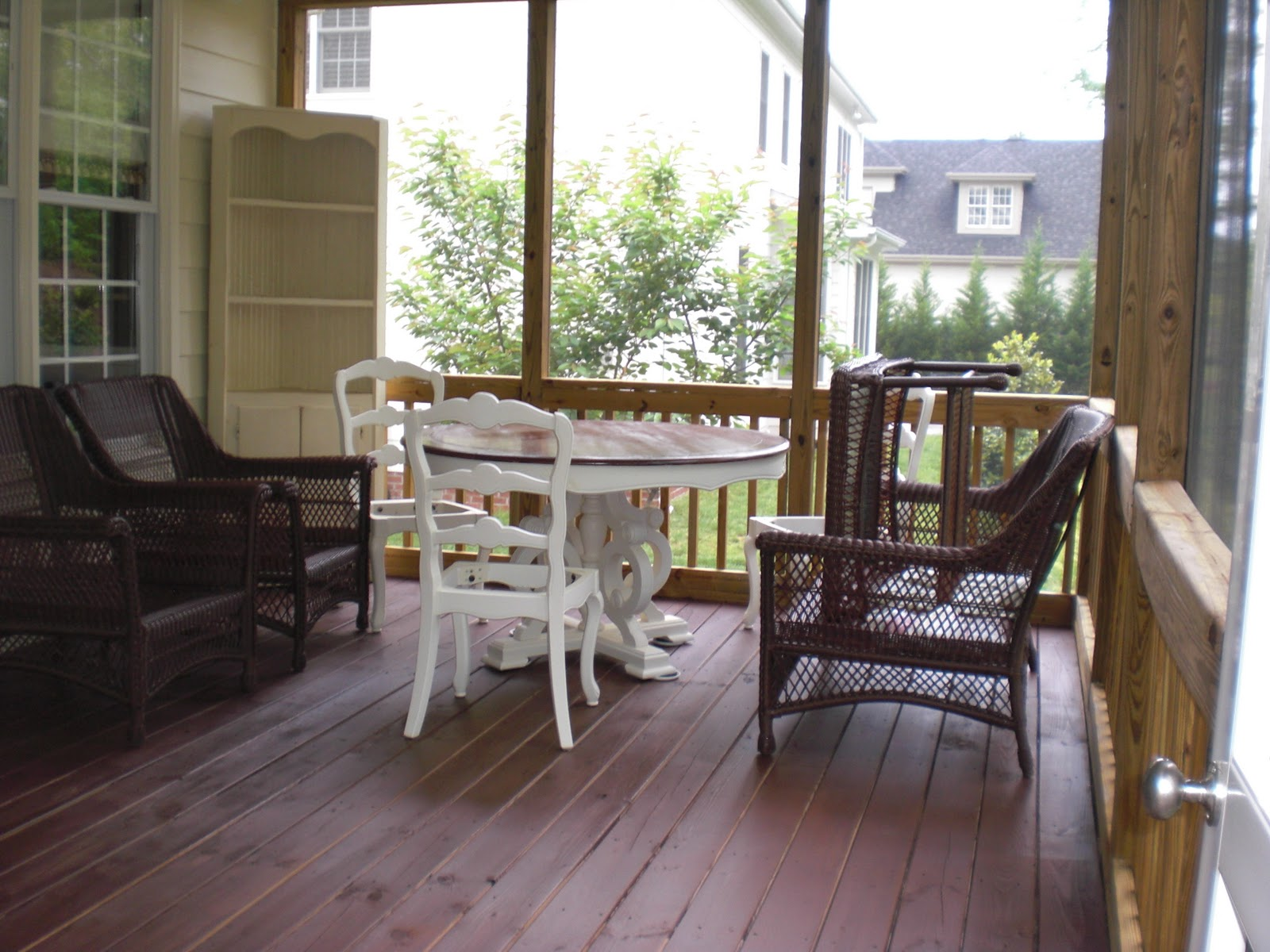 A Stylish Interior: My Southern Porch
