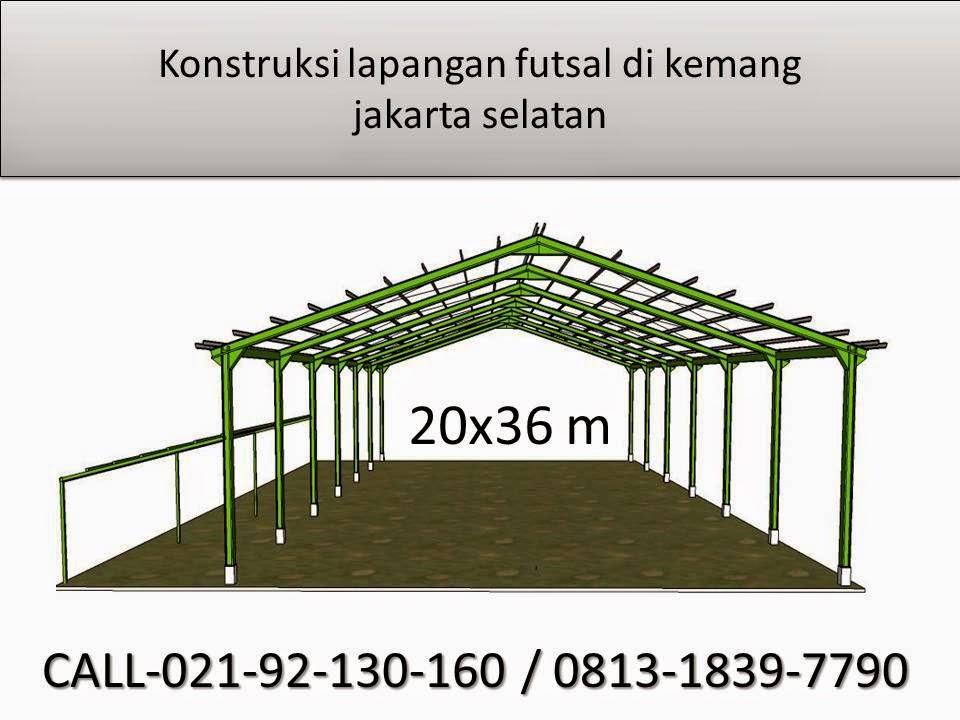 Image Result For Konstruksi Lapangan Futsal